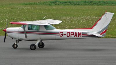 A picture of GOPAM - Cessna F152 - [1536] - © Robert Beaver