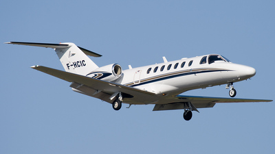 A picture of FHCIC - Cessna 525B CitationJet CJ3 -  - © Daniel Guerra