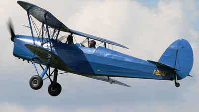 F-BDNU - Stampe and Vertongen SV-4C - Private