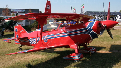 N188PS - Aviat S-2C Pitts Special - Private