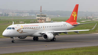 B-3121 - Embraer 190-100IGW - Grand China Express