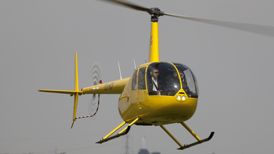 OO-HCP - Robinson R44 Raven - Héli and Co