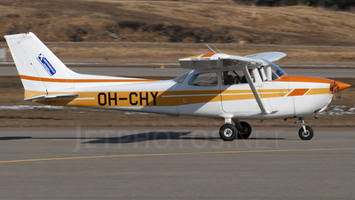 OH-CHY - Reims-Cessna F172N Skyhawk II - Air Spark
