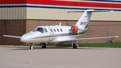 A picture of N915ST - Cessna 525 CitationJet CJ1 - [5250301] - © Nick Michaud