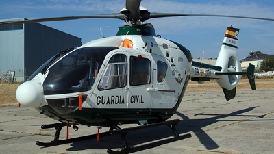A picture of HU.2601 - Airbus Helicopters H135 - [0191] - © Biel Gomila