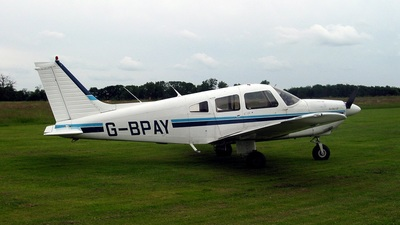 A picture of GBPAY - Piper PA28181 - [288090191] - © alzoturtz