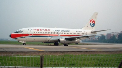 B-2508 - Boeing 737-2T4(Adv) - China Eastern Airlines