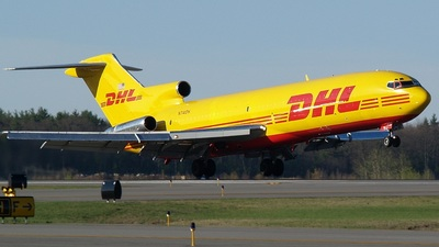 N741DH - Boeing 727-2Q9(Adv)(F) - DHL (ASTAR Air Cargo)