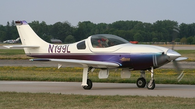A picture of N199L - Lancair 2000 - [2000001] - © DJR