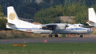 UR-30005 - Antonov An-30 - Air Ukraine