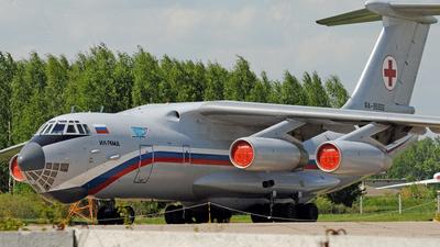 RA-86906 - Ilyushin IL-76MD - Russia - 223rd Flight Unit State Airline