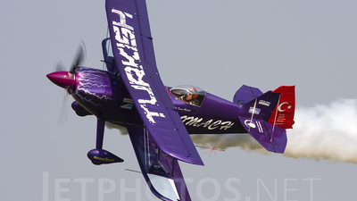 TC-ABS - Aviat S-2S Pitts Special - Private