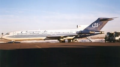 N684CA - Boeing 727-2S7(Adv) - Champion Air