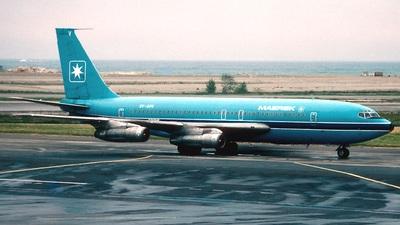 OY-APV - Boeing 720-051B - Maersk Air