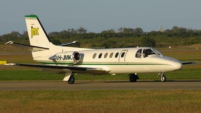 A picture of VHJMK - Cessna 310R - [310R1212] - © Michael Dawson