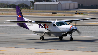 N920FE - Cessna 208B Super Cargomaster - FedEx Feeder (West Air)