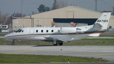 N671QS - Cessna 560XL Citation Excel - NetJets Aviation