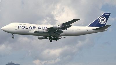 N4704U - Boeing 747-122F(SCD) - Polar Air Cargo