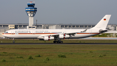 D-AIGR - Airbus A340-313X - Germany - Air Force