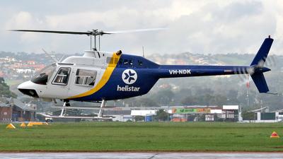 VH-NDK - Bell 206B JetRanger III - HeliStar