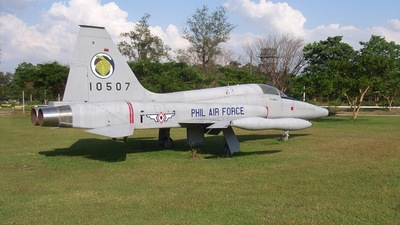 10507 - Northrop F-5A Freedom Fighter - Philippines - Air Force