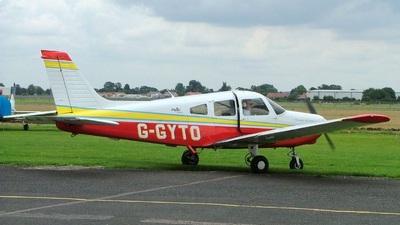 G-GYTO - Piper PA-28-161 Warrior III - Untitled
