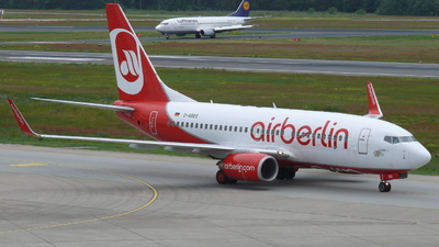 D-ABBS - Boeing 737-76N - Air Berlin