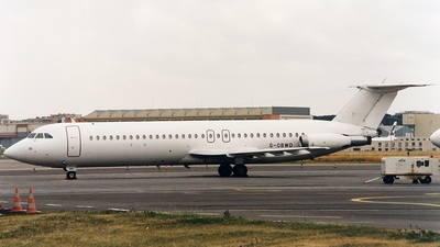 G-OBWD - British Aircraft Corporation BAC 1-11 Series 518FG - British World Airlines