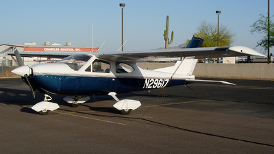 A picture of N29617 - Cessna 177 Cardinal - [17700994] - © Sun Valley Aviation