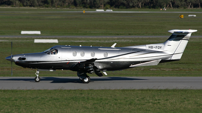 HB-FQY - Pilatus PC-12/47E - Private