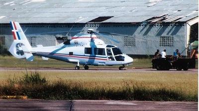 3029 - Aérospatiale AS 365N Dauphin - Dominican Republic - Air Force