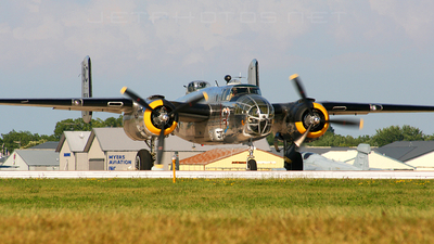 N3774 - North American B-25D Mitchell - Private