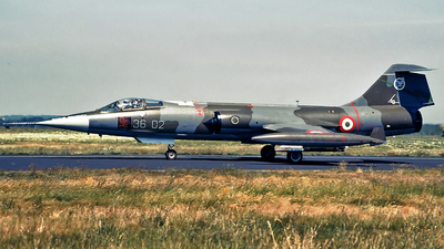 MM6850 - Lockheed F-104S ASA-M Starfighter - Italy - Air Force
