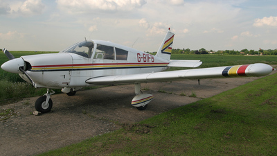 A picture of GBIFB - Piper PA28150 - [281968] - © S. Thomas