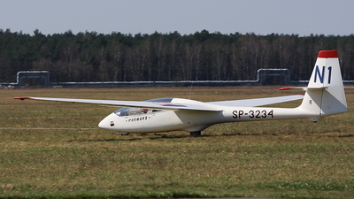 A picture of SP3234 - SZD 503 Puchacz - [] - © A.Piotrowiak