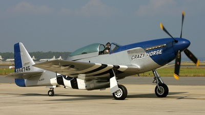 N851D - North American TF-P-51D-25NT - Stallion 51
