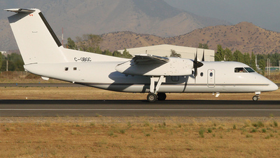 C-GBGC - Bombardier Dash 8-Q202 - Private