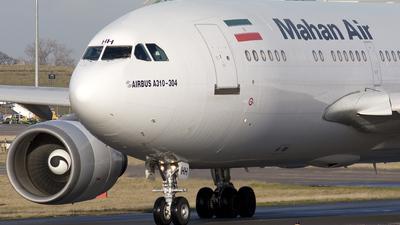 F-OJHH - Airbus A310-304 - Mahan Air