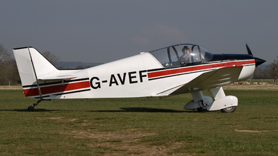 G-AVEF - Jodel D150 Mascaret - Private