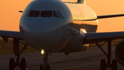 EI-DIJ - Airbus A320-211 - Eirjet
