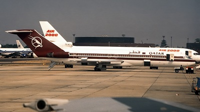 70-ACY - Boeing 727-2N8(Adv) - Qatar Airways