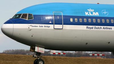 PH-BZF - Boeing 767-306(ER) - KLM Royal Dutch Airlines