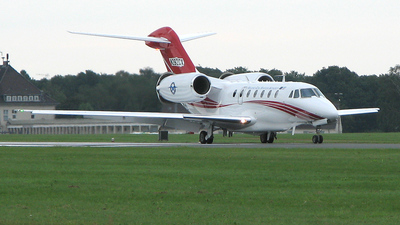 N262CX - Cessna 750 Citation X - Greece - Civil Aviation Authority