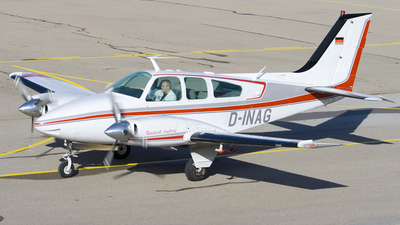 D-INAG - Beechcraft 95-B55 Baron - Private