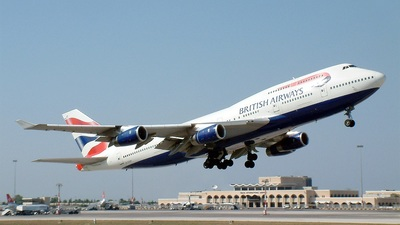 G-CIVR - Boeing 747-436 - British Airways