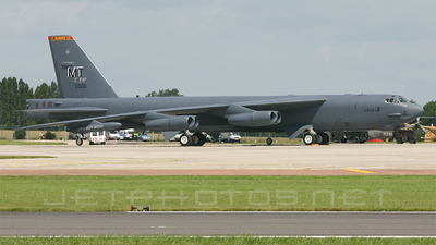 60-0005 - Boeing B-52H Stratofortress - United States - US Air Force (USAF)