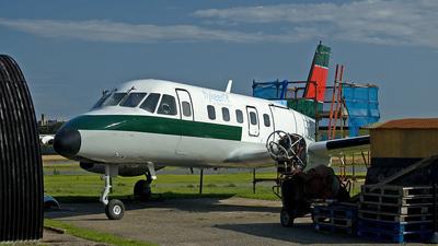 G-BGYT - Embraer EMB-110P1 Bandeirante - Keenair