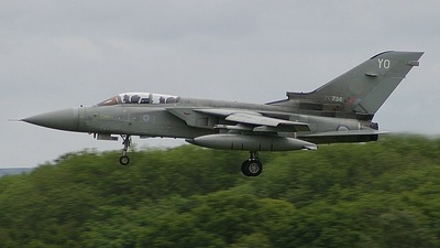 ZE734 - Panavia Tornado F.3 - United Kingdom - Royal Air Force (RAF)