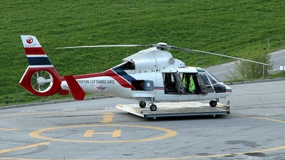 LN-OPL - Aerospatiale SA 360 Dauphin - Airlift