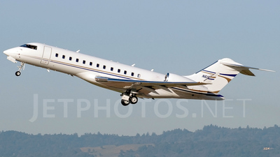 N616DC - Bombardier BD-700-1A10 Global Express - DJW Aviation